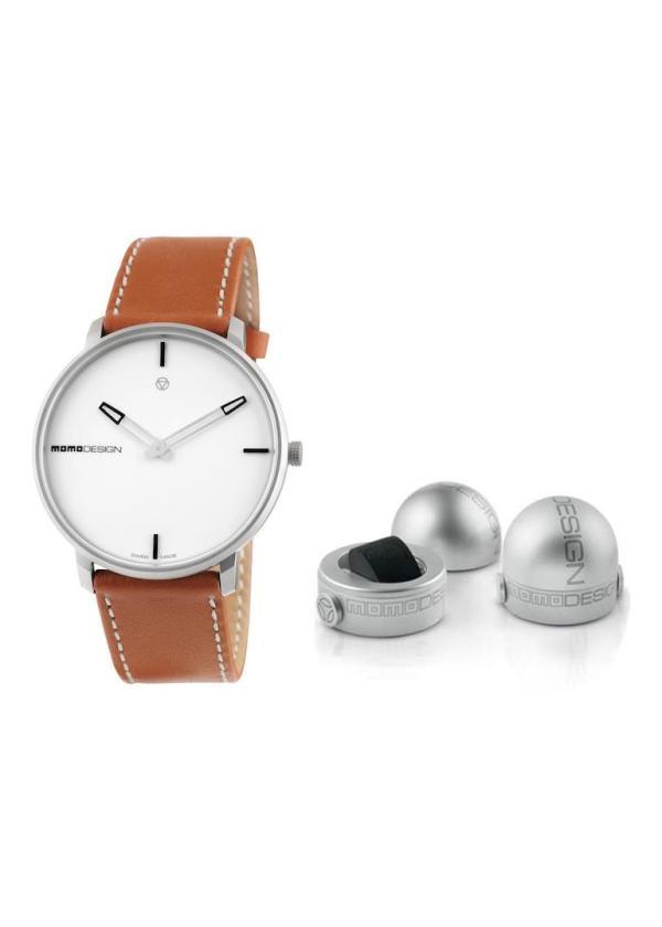MOMO DESIGN Mens Wrist Watch Model ESSENZIALE HERITAGE MPN MD6003SS-12