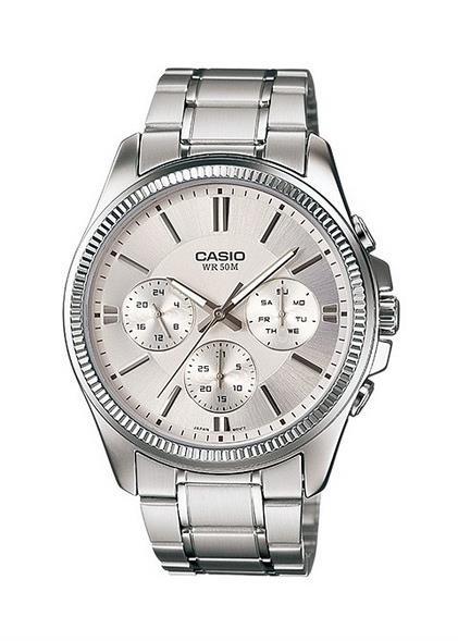 CASIO Mens Wrist Watch MPN MTP-1375D-7