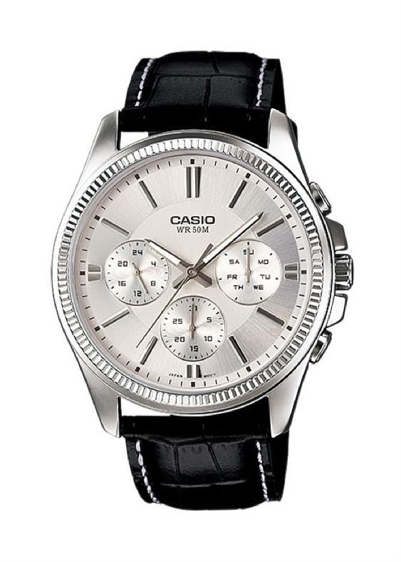 CASIO Mens Wrist Watch MPN MTP-1375L-7