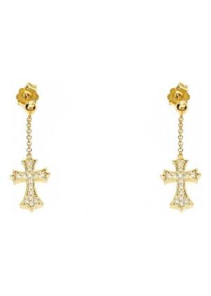 AMEN EARRINGS MODEL CROCE MPN ORCZG