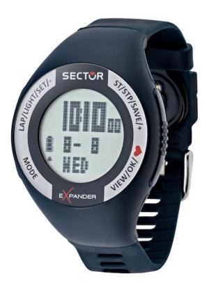 SECTOR NO LIMITS Unisex Wrist Watch Model CARDIO MPN R3251473002