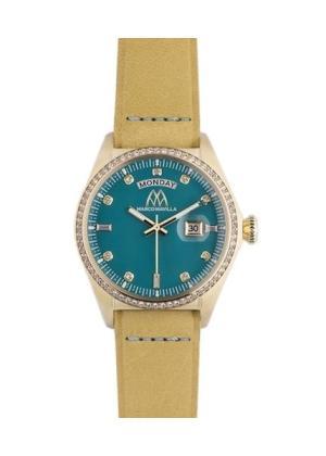 MARCO MAVILLA Ladies Wrist Watch Model CRYSTAL MPN VE2TBG001