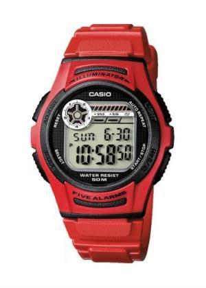 CASIO Mens Wrist Watch MPN W-213-4A