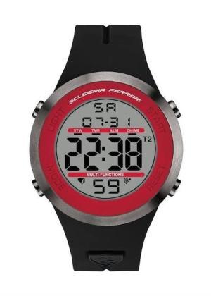 SCUDERIA FERRARI Mens Wrist Watch Model DIGITALE MPN 830371