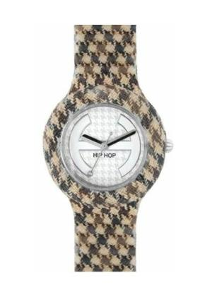 HIP HOP Ladies Wrist Watch Model PIED DE POULE MPN HWU0371