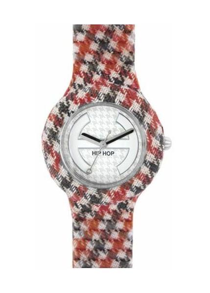 HIP HOP Ladies Wrist Watch Model PIED DE POULE MPN HWU0373