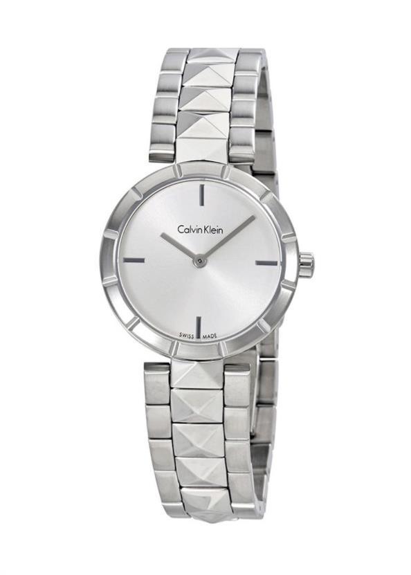 CK CALVIN KLEIN Ladies Wrist Watch Model EDGE MPN K5T33146