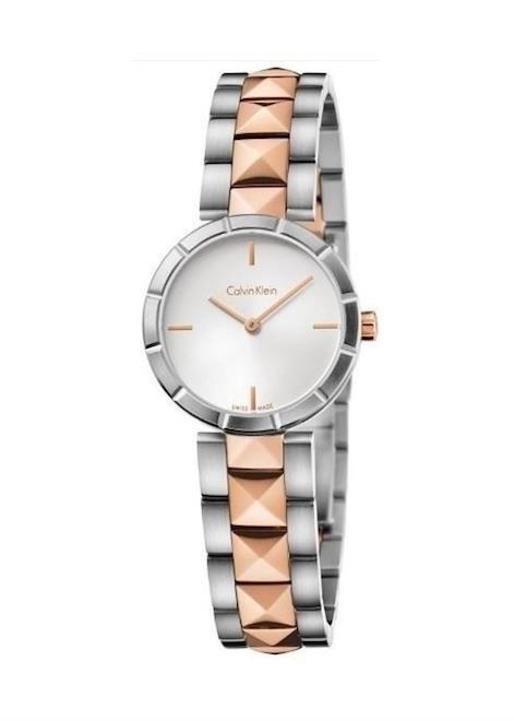 CK CALVIN KLEIN Ladies Wrist Watch Model EDGE MPN K5T33BZ6