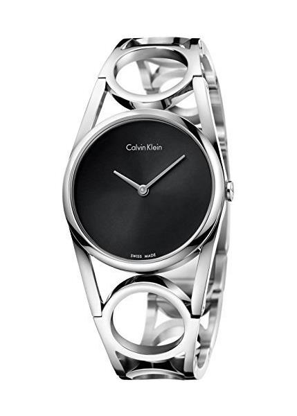 CK CALVIN KLEIN Ladies Wrist Watch Model ROUND MPN K5U2M141