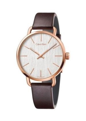 CK CALVIN KLEIN Gents Wrist Watch Model MINIMAL MPN K7B216G6