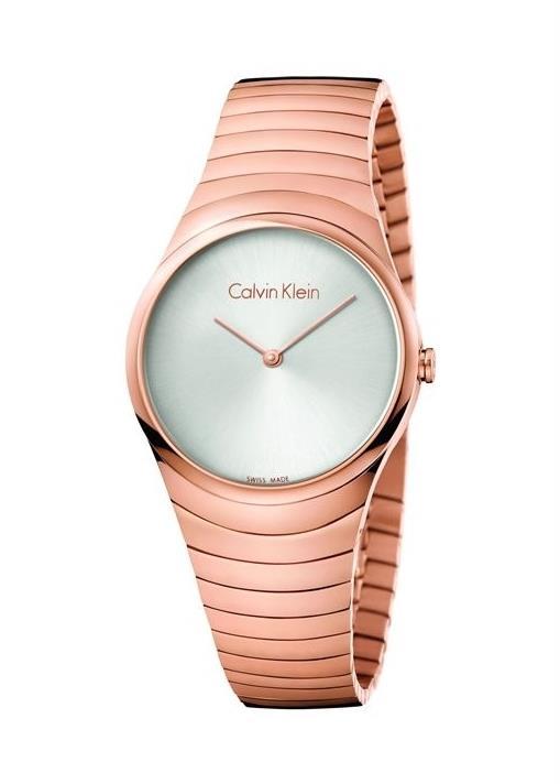 CK CALVIN KLEIN Ladies Wrist Watch Model WHIRL MPN K8A23646