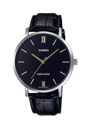 CASIO Mens Wrist Watch MPN LTP-VT01L-1B