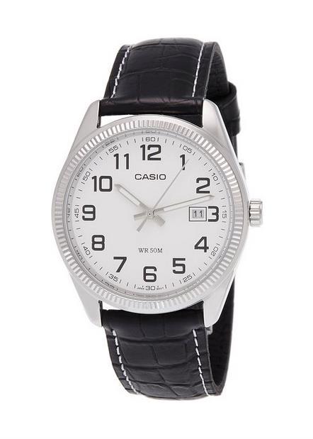 CASIO Mens Wrist Watch MPN MTP-1302L-7B