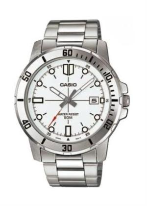 CASIO Mens Wrist Watch MPN MTP-VD01D-7E