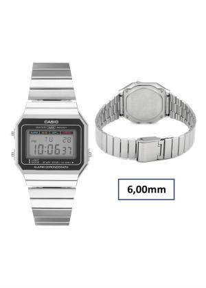 CASIO Unisex Wrist Watch MPN A700WE-1AEF
