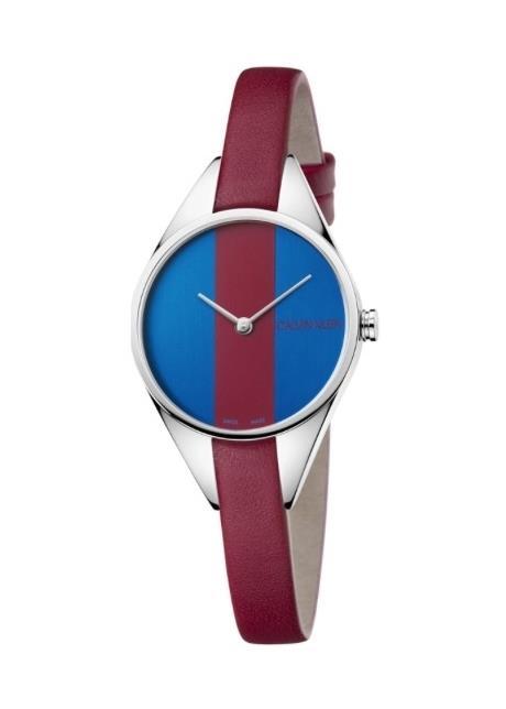 CK CALVIN KLEIN Ladies Wrist Watch Model REBEL MPN K8P231UN