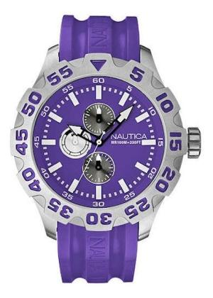 NAUTICA Gents Wrist Watch Model BFD 100 MPN A15581G