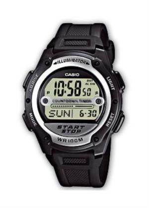 CASIO Gents Wrist Watch MPN W-756-1A