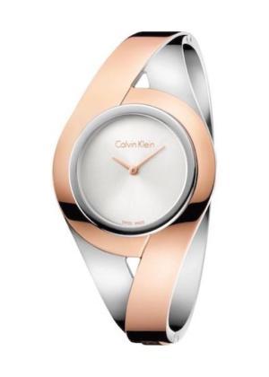 CK CALVIN KLEIN Ladies Wrist Watch Model SENSUAL MPN K8E2S1Z6