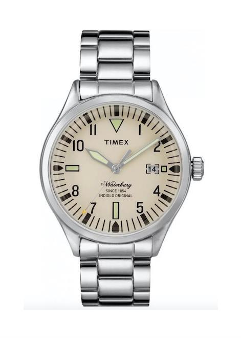 TIMEX Gents Wrist Watch Model THE WATERBURY MPN TW2P84500BR