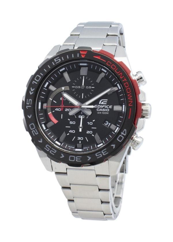 CASIO Gents Wrist Watch Model CLASSIC EFR-566DB-1AV