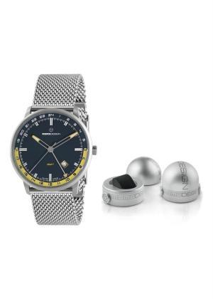 MOMO DESIGN Gents Wrist Watch Model ESSENZIALE GMT MD6005SS-30