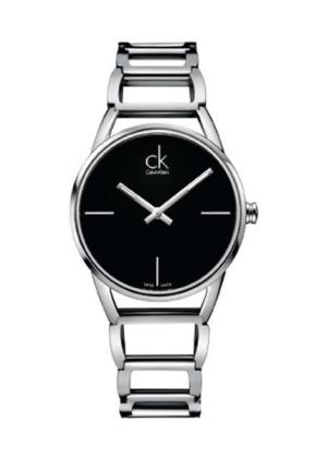 CK CALVIN KLEIN Ladies Wrist Watch Model STATELY K3G23121
