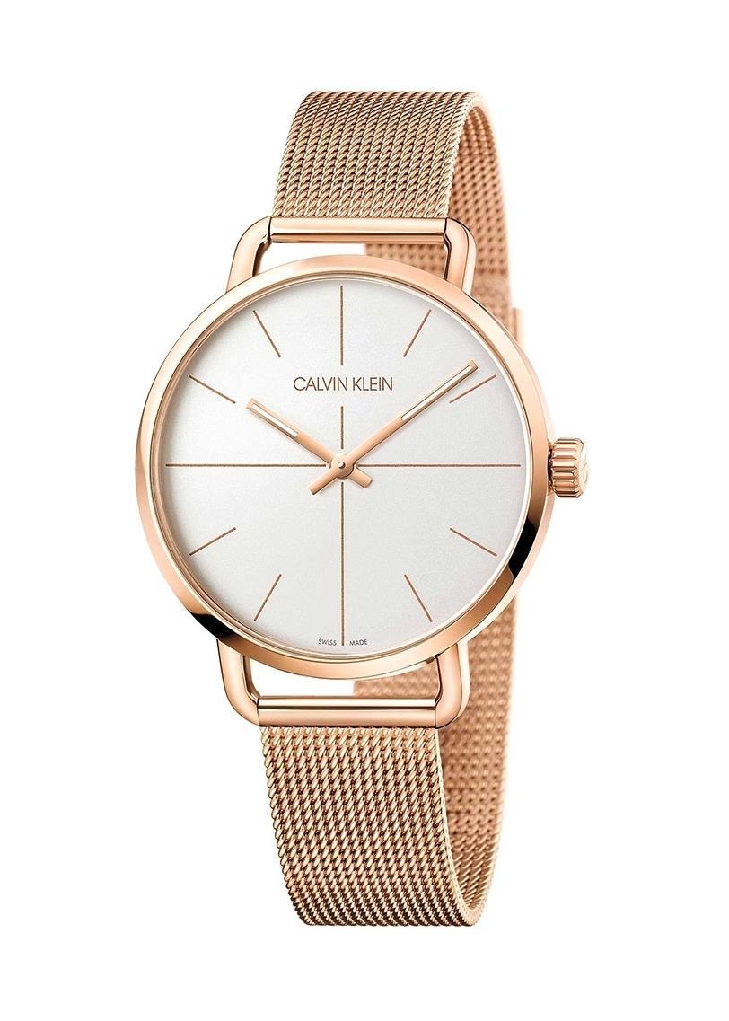 CK CALVIN KLEIN Unisex Wrist Watch Model EVEN K7B21626