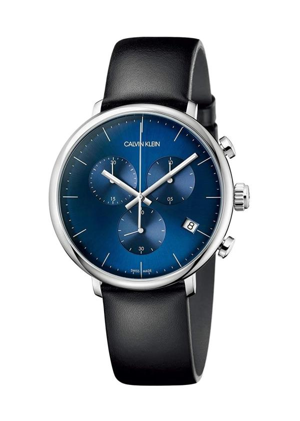 CK CALVIN KLEIN Gents Wrist Watch Model HIGH NOON K8M271CN