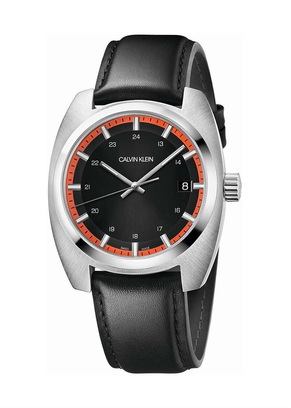 CK CALVIN KLEIN Ladies Wrist Watch Model ACHIEVE K8W311C1