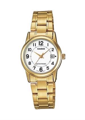 CASIO Ladies Wrist Watch LTP-V002G-7