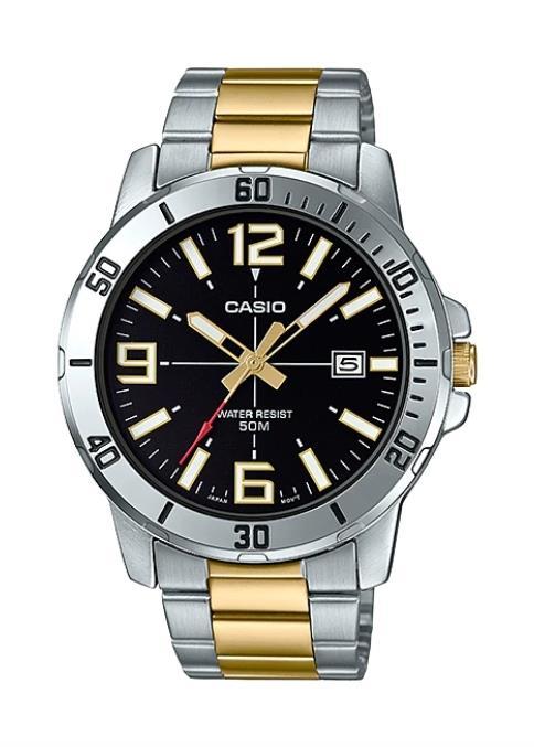 CASIO Gents Wrist Watch MTP-VD01SG-1B