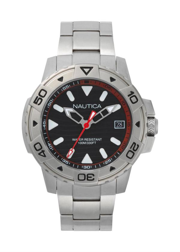 NAUTICA Gents Wrist Watch Model EDGEWATER NAPEGT005
