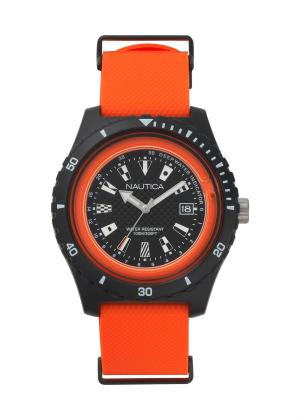 NAUTICA Gents Wrist Watch Model SURFSIDE MPN Depth Indicator / Profondimetro NAPSRF003
