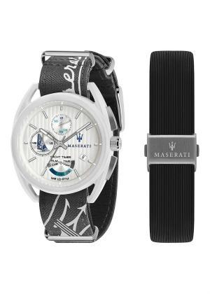 MASERATI Wrist Watch Model TRIMARANO R8851132002