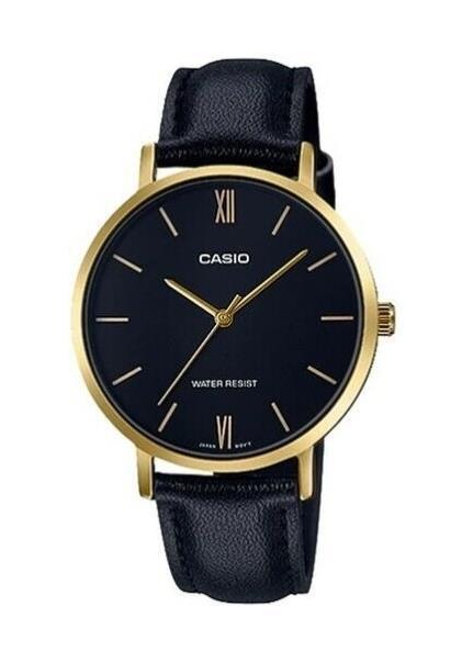CASIO Ladies Wrist Watch LTP-VT01GL-1B