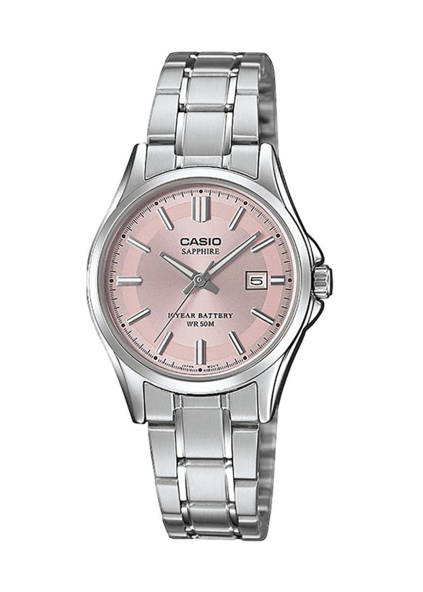 CASIO Ladies Wrist Watch LTS-100D-4A