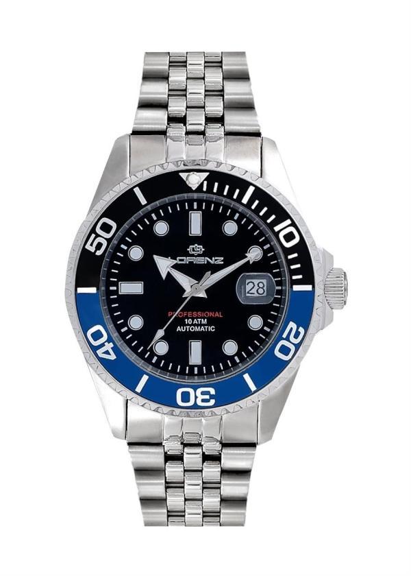 LORENZ Wrist Watch Model SUBMARINER AUTOMATIC 030190BB