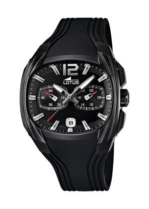LOTUS Gents Wrist Watch Model DOOM 15757_1