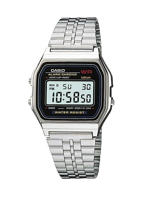 CASIO Unisex Wrist Watch A-159WA-N1DF
