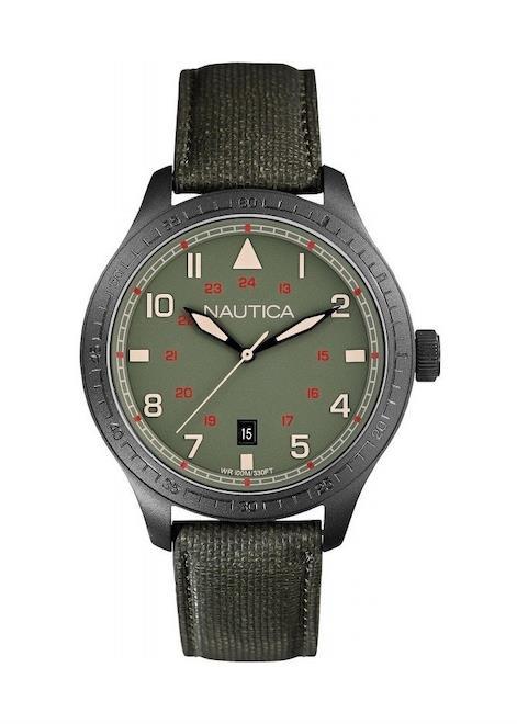 NAUTICA Gents Wrist Watch Model BDF 105 A11108G