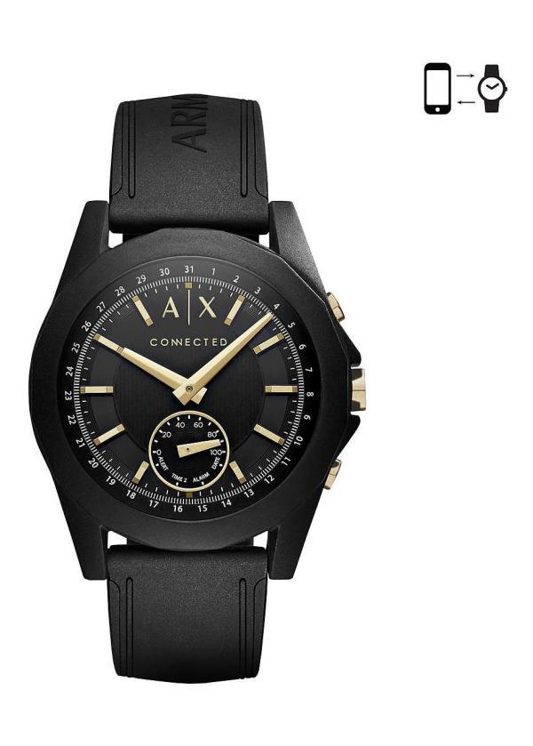 A X ARMANI EXCHANGE Gents Wrist Watch AXT1004