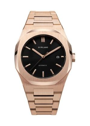 D1 MILANO Gents Wrist Watch Model ROSE GOLD D1-ATBJ03