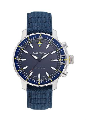 NAUTICA Gents Wrist Watch Model ICEBREAKER CUP Special Pack + Extra Strap - Limited Edt. NAPICS002