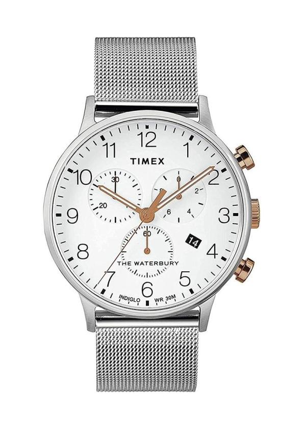 TIMEX Wrist Watch Model WATERBURY CHRONO TW2T36700