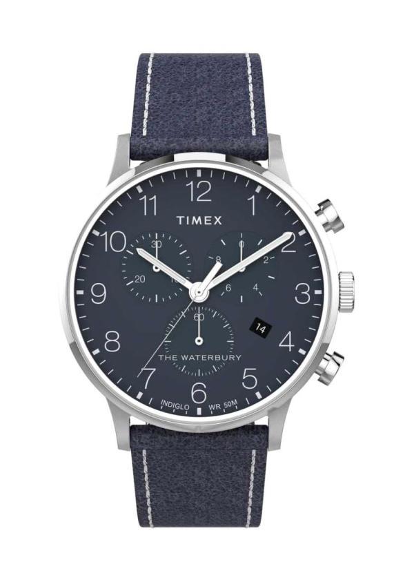 TIMEX Wrist Watch Model WATERBURY TW2T71300