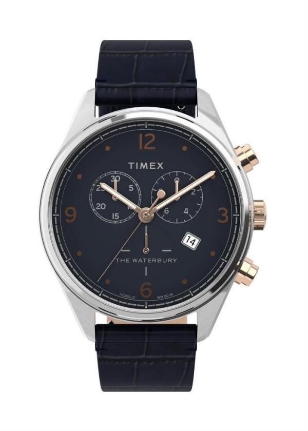 TIMEX Wrist Watch Model WATERBURY TW2U04600