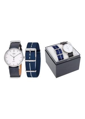 TIMEX Unisex Wrist Watch Model FAIRFIELD TWG016400