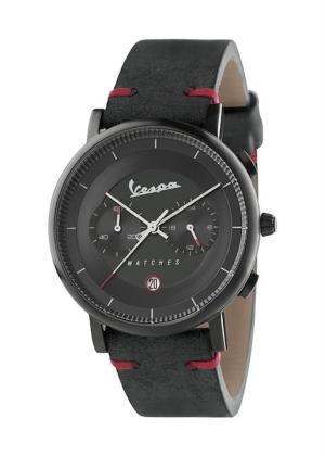 VESPA Unisex Wrist Watch Model CLASSY VA-CL03-BK-03BK-CP