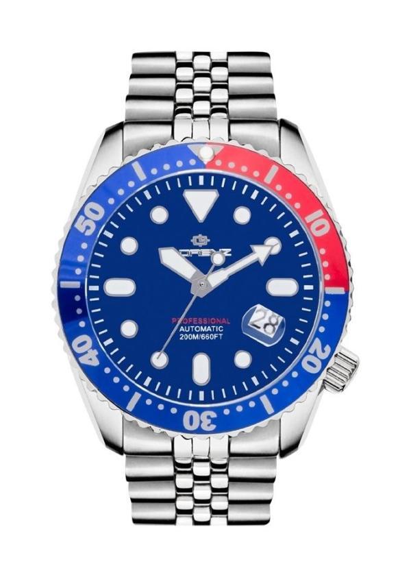 LORENZ Wrist Watch Model SHARK III AUTOMATIC 030138BB